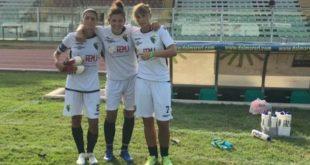Chieti Calcio Femminile, prime conferme per la nuova stagione: restano in  neroverde Marija Vukcevic e le sorelle Di Camillo