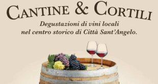 Cantine e cortili a Città Sant'Angelo