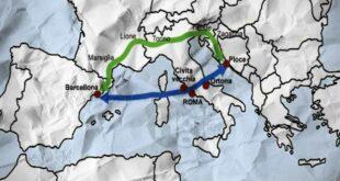 """Corridoio europeo intermodale Tirreno-Adriatico: Marcozzi (M5S) """"sfida storica, Marsilio incontri Zingaretti"""""""