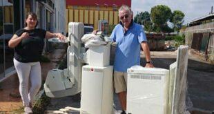 Patto di solidarietà tra Cpo giuliese, Asl di Teramo e Colibrì Onlus si concretizza con la donazione di un mammografo