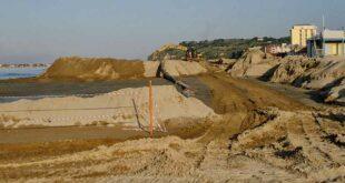 Dragaggio del Porto di Ortona, 750.000 mc di sedimenti per ripascimento tra lido Riccio e il Foro e scarico a mare davanti a Ortona