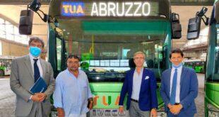 TUA mette su strada 19 nuovi autobus