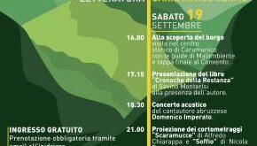 A Caramanico Terme la cultura della montagna si unisce alle arti visive e alla letteratura