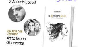 """A Pianella presentazione  della raccolta di poesie """"Le api muoiono giovani"""""""
