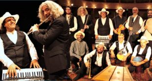 ROMANÒ SIMCHÀ il progetto artistico di festa ebraica-rom diventa disco