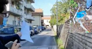 "Via Chienti a Pescara: Blasioli (PD) ""Degrado immutato"" > VIDEO"