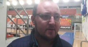Alessio Tombesi: 'Così non si può andare avanti'