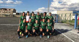Seconda vittoria su due partite e primo posto in classifica a punteggio pieno per il Chieti Calcio Femminile