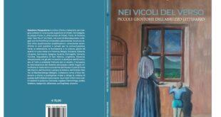 """""""Nei Vicoli del verso"""", esce il volume di Massimo Pasqualone"""