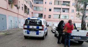 OCCUPAZIONE DI GARAGE SENZA TITOLO IN VIA RIMINI, OPERAZIONE DELLA POLIZIA LOCALE E DEL CONSIGLIERE FORCONI