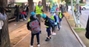 """I comitati greenway """"Riflessioni amare sul Pedibus Strada Parco che parte e arriva in orario"""""""
