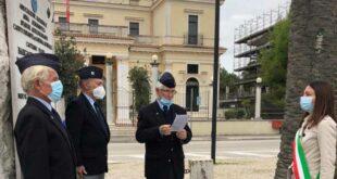 Festa dell'Unità Nazionale e delle Forze Armate, a Giulianova ricordati i caduti