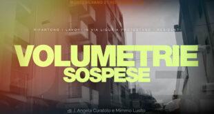 Ripartono i lavori in Via Liguria, nonostante la sentenza di sospensiva. Protestano i residenti -VIDEO