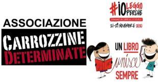 #ioleggoperché – Inclusione. Carrozzine Determinate dona libri a 31 scuole abruzzesi