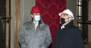 Palazzo Centi partono i lavori di restauro. L'Aquila e l'Abruzzo riconquistano pezzo di storia