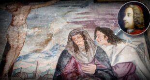 È il volto di Mons. Giuseppe Acquaviva d'Aragona quello ritratto nel convento di Santa Maria di Propezzano?