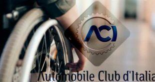 3 dicembre 'Giornata Internazionale delle persone con disabilità' il sostegno dell'Automobile Club di Pescara