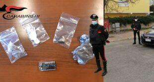 Carabinieri di Montesilvano: Operazione di controllo straordinario nelle zone sensibili della città
