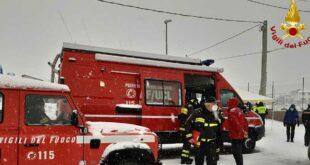 Dispersi sul Velino, Marsilio: sono in costante contatto con soccorritori