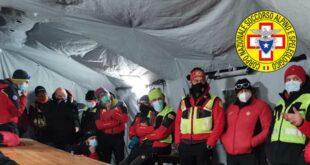 Dispersi sul Monte Velino: continuano le ricerche