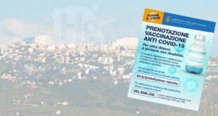 Città Sant'Angelo, attivato un numero telefonico per aiutare le persone per la prenotazione del vaccino