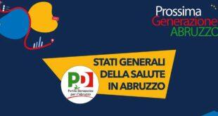 """Lunedì 25 gennaio gli Stati generali della salute del PD Abruzzo: """"Progettiamo la sanità abruzzese del 2030"""""""