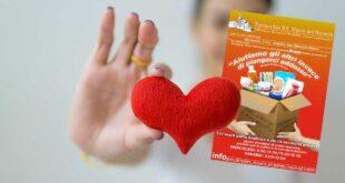 Covid 19 e solidarietà: la parrocchia B.V. Maria del Rosario raccoglie beni di prima necessità per i più sfortunati