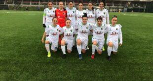 Vittoria al novantesimo per il Chieti Calcio Femminile che rimane al primo posto in classifica
