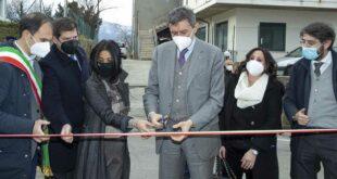 Ricostruzione Teramo; Marsilio inaugura cantiere Ater a Basciano