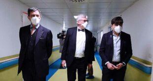Rete Covid: Marsilio, 13 nuovi posti letto all'ospedale SS. Annunziata di Chieti