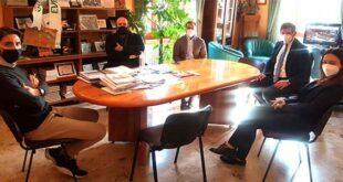 A Giulianova visita dell'assessore regionale alle Politiche Sociali Quaresimale