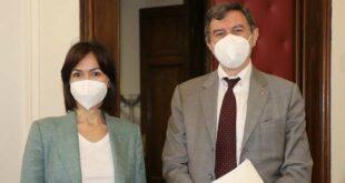 Incontro romano con il Ministro Carfagna per lo sviluppo dell'Abruzzo