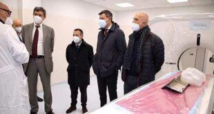 Sanità: inaugurata la TAC al servizio del Covid Hospital di Pescara
