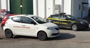 GdF e GC a Corropoli sequestrano azienda per violazione della normativa ambientale