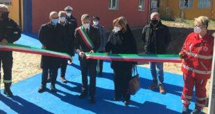 Inaugurato il nuovo Centro vaccinazioni di Pianella