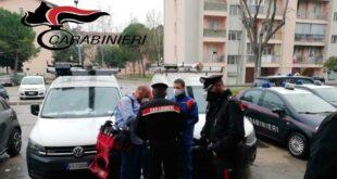 I Carabinieri a Montesilvano scoprono allacci abusivi in via Rimini