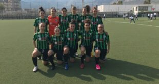 Il Chieti Calcio Femminile vince in trasferta con il Monreale e chiude imbattuto il girone di andata