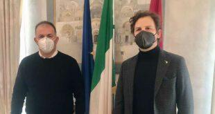 Montesilvano, De Martinis incontra il parlamentare Zennaro (Lega)