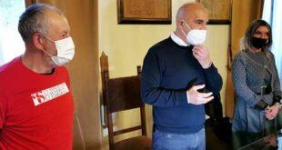 A Pescara dopo 8400 chilometri a piedi per combattere la sclerosi tuberosa – VIDEO