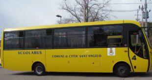 Città Sant'Angelo, Bando di gara europeo: entro il prossimo anno nuovi scuolabus
