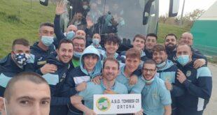La Tombesi vince 4-3 a Castelfidardo e conquista, con un turno d'anticipo, l'aritmetica certezza della qualificazione ai playoff