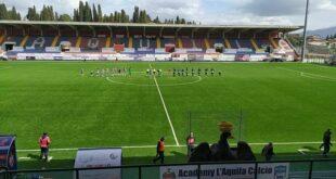 Eccellenza, L'Aquila – Il Delfino Flacco Porto 2-0