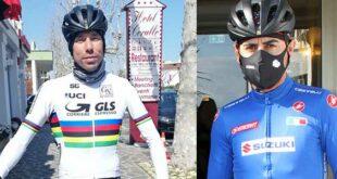 In Belgio Pierpaolo Addesi e Andrea Tarlao superlativi con la nazionale italiana di paraciclismo in Coppa del Mondo