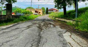 Manoppello, al via il piano asfalti