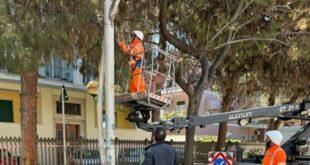 """Comitato Strada Parco Bene Comune """"lampade led sulla Filovia, brutte e inefficienti"""""""