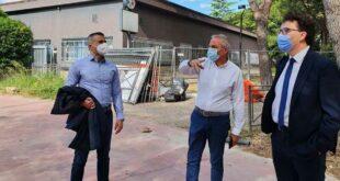 Nuovo Pronto Soccorso di Pescara: sopralluogo dei consiglieri PD Paolucci e Blasioli
