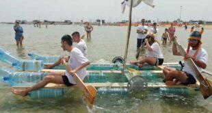 Pescara, è salpata con successo la prima edizione di Ecoboat