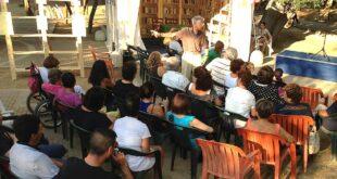 A Pescara riapre la biblioteca 'Falcone e Borsellino'  nel gazebo del Parco Sabucchi