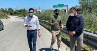 Città Sant'Angelo, via dei Fori: chiusura il 14 c.m. per Rifacimento dell'asfalto