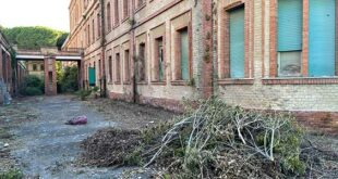 Ex Colonia Rosa Maltoni a Giulianova: manutenzione del verde, pulizia e messa in sicurezza